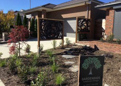 Gardengigs -Bonner Landscaping Project Full View
