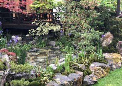 Gardengigs - I-Mo-Te-Na-Shi NOo Niwa Chelsea Flower Show