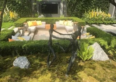 Gardengigs - LG Eco City Garden Chelsea Flower Show