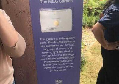 Gardengigs - Sarah Price Garden Chelsea Flower Show