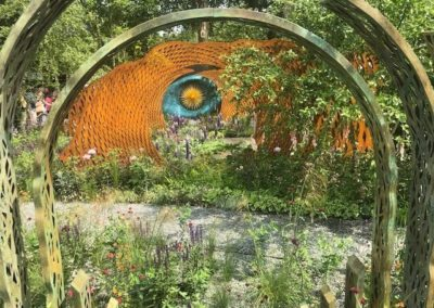 Gardengigs - The Savilles Garden Chelsea Flower Show