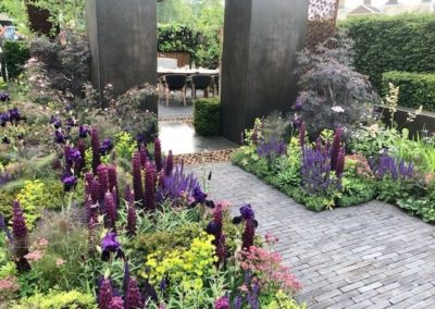 Gardengigs - Urban Flow Chelsea Flower Show